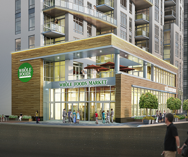 Bigger Whole Foods To Open In Harbor East Harbor East